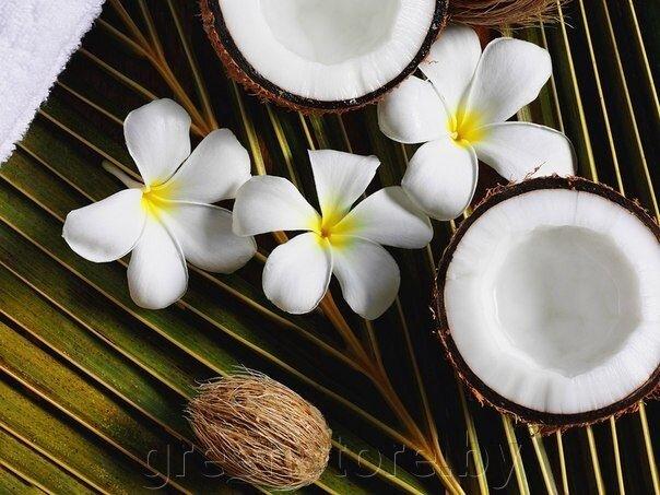 Масло Кокосовое KTC (coconut oil) рафинированное, 250 мл - фото 2