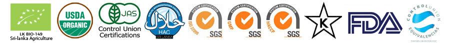 Органические сертификаты