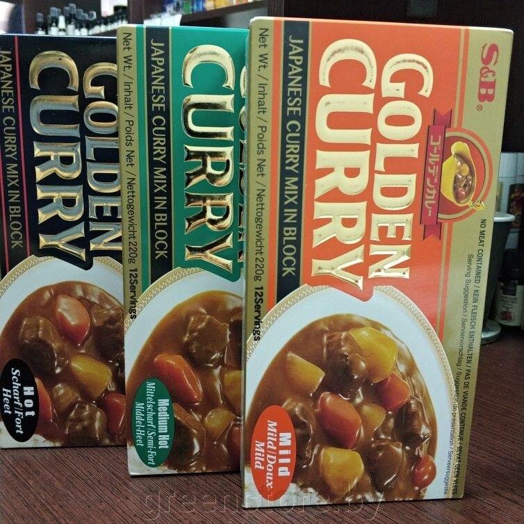 "Японские соусы карри ""Golden curry"" в плитках в наличии. - фото pic_d80d109485f987d_1920x9000_1.jpg"