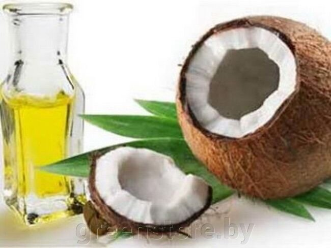 Масло Кокосовое KTC (coconut oil) рафинированное, 250 мл - фото 1