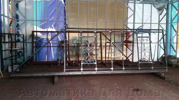 Изготовление каркаса откатных ворот. Заказывать или сделать самому? - фото pic_f921af274e53417_700x3000_1.jpg