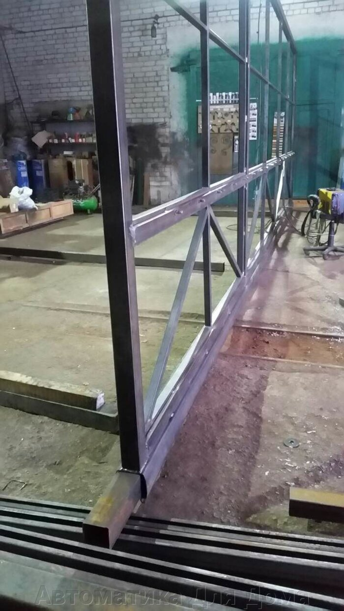Изготовление каркаса откатных ворот. Заказывать или сделать самому? - фото pic_bdd05cd9c95da44_700x3000_1.jpg