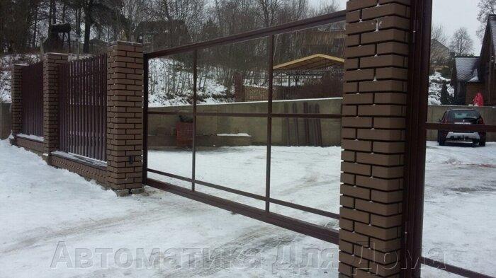 Изготовление каркаса откатных ворот. Заказывать или сделать самому? - фото pic_57e3ca3692d180f_700x3000_1.jpg