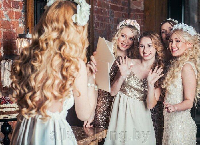 Красивые и яркие ободки и венки для невесты или ее подружек. - фото 2