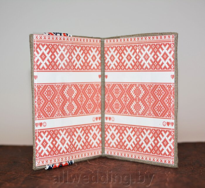 Обложка для паспорта в этностиле. - фото pic_ce8121c04ea08a7_700x3000_1.jpg