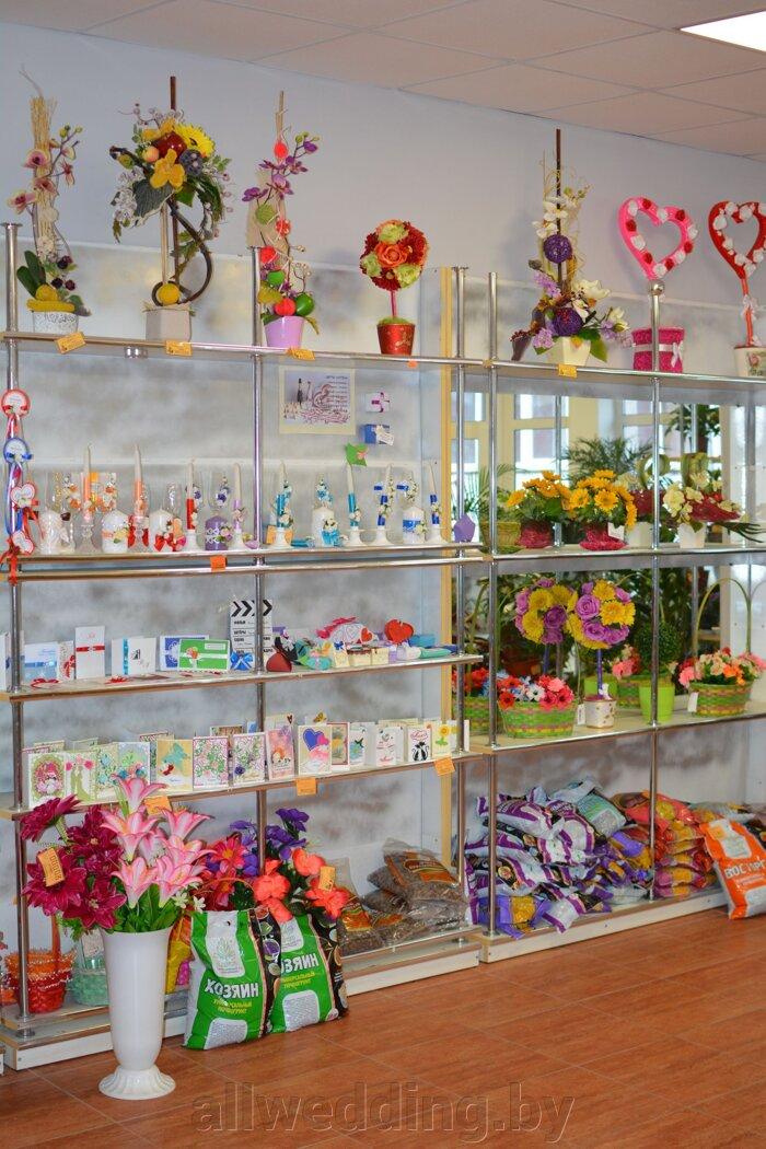 Наш магазин Цветы Успех в г.Сморгонь - фото pic_4c1f468e4c86e1f_700x3000_1.jpg