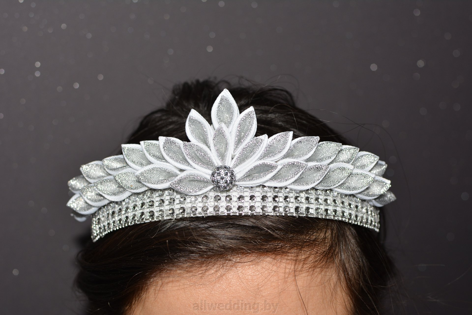 Новогодняя корона от мастера ЕкатеринаУспех - фото pic_48501a63f1d7603_1920x9000_1.jpg