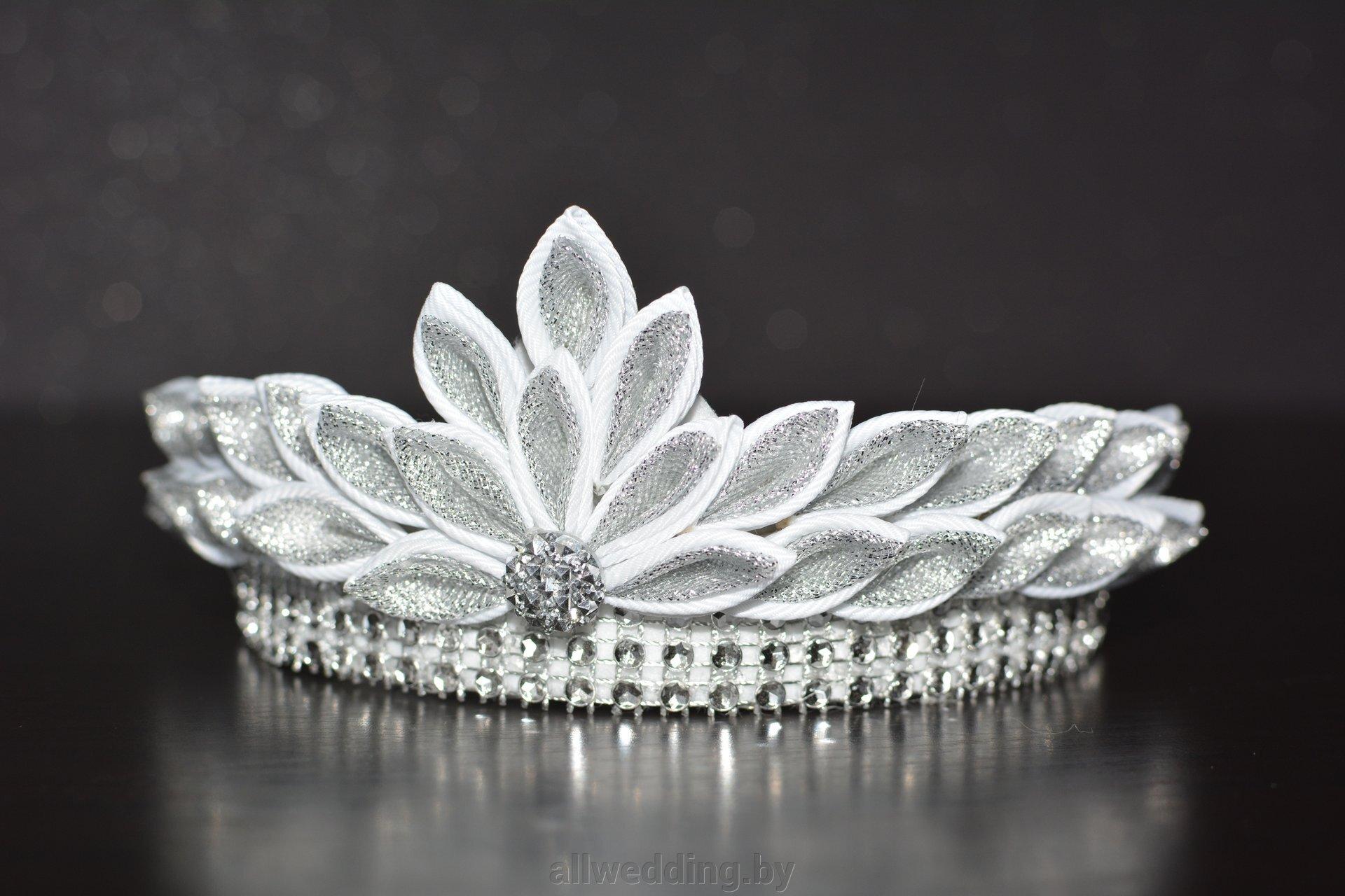 Новогодняя корона от мастера ЕкатеринаУспех - фото pic_420751c6bfc3e5a_1920x9000_1.jpg
