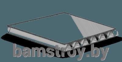 Картон (гофрокартон) 3-х слойный   1,25*2,0 м - фото 1