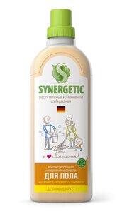Средство для мытья пола (паркета, ламината) Synergitic, 1 л