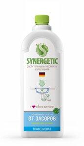 Средство от засоров Synergitic (подходит для септиков), 1 л