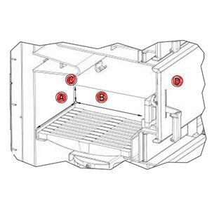 Котёл DEFRO Komfort Eko 35 кВт - фото Размеры котла Defro Komfort Eko