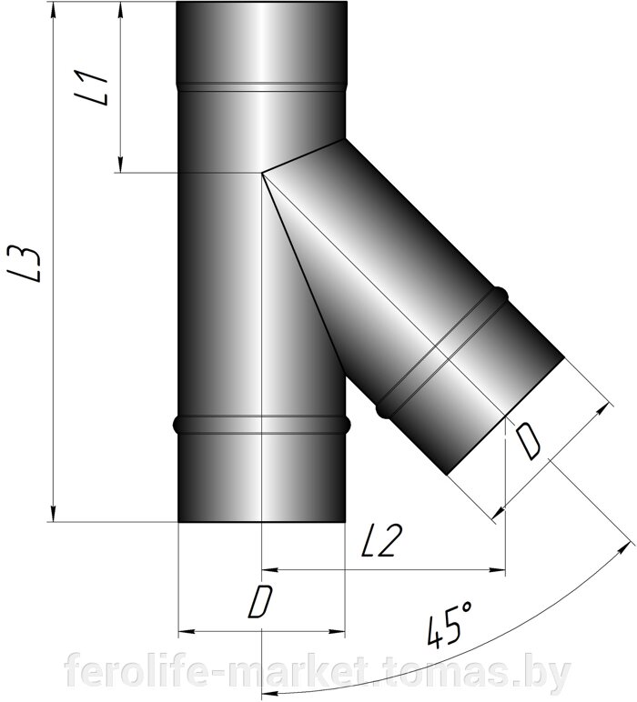 Тройник 45º - фото pic_d87500d4903ad3c_700x3000_1.jpg