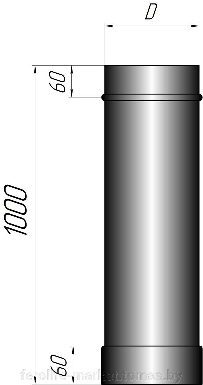 Труба длинной 1000мм - фото pic_067c498e863a376_700x3000_1.jpg