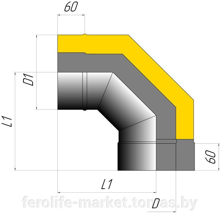 Отвод 90º двустенный - фото pic_393da44c6471a1d_700x3000_1.jpg