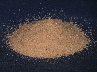 Песок кварцевый - фото 1