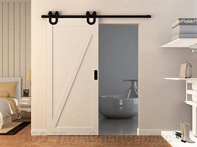 Лофт система для раздвижных дверей становится популярнее с каждым днем!