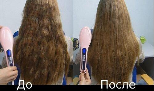 Расчёска для выпрямления волос Fast Hair Straightener HQT 906 - фото pic_f5411d6efc42b34_1920x9000_1.jpg