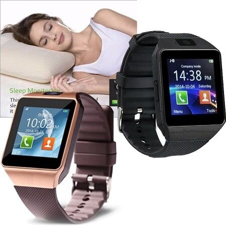 Умные часы Smart Watch  DZ09 - фото pic_6d390b0489568fe_1920x9000_1.jpg