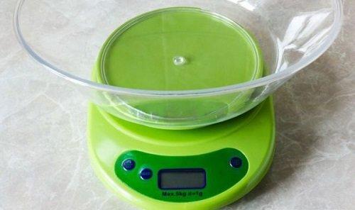 Весы кухонные электронные с чашей Feilite KE-1, нагрузка до 5 кг Зеленый корпус - фото pic_c407f3e593f38fb_1920x9000_1.jpg
