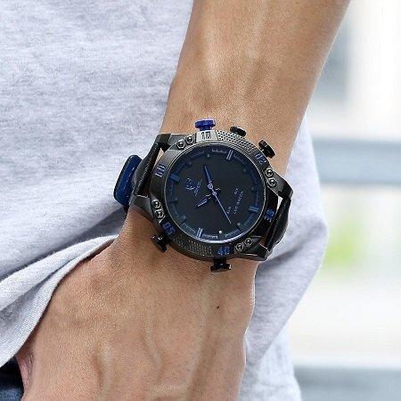 Спортивные часы Shark Sport Watch SH265 Черные с красным - фото pic_ea5dcfcba07b739_1920x9000_1.jpg