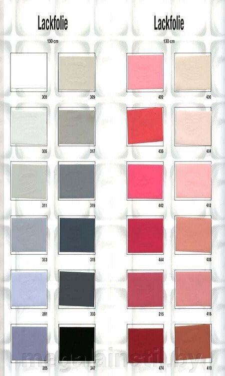 Цветовая палитра - фото 3