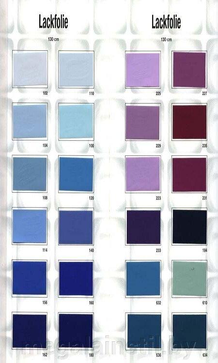 Цветовая палитра - фото 2
