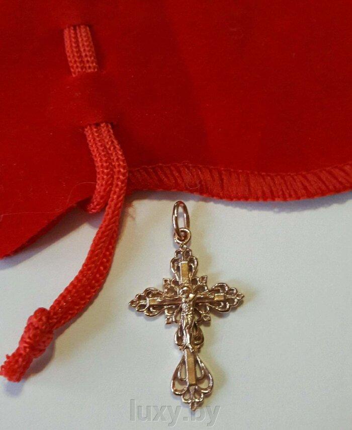 крестик красная пресня