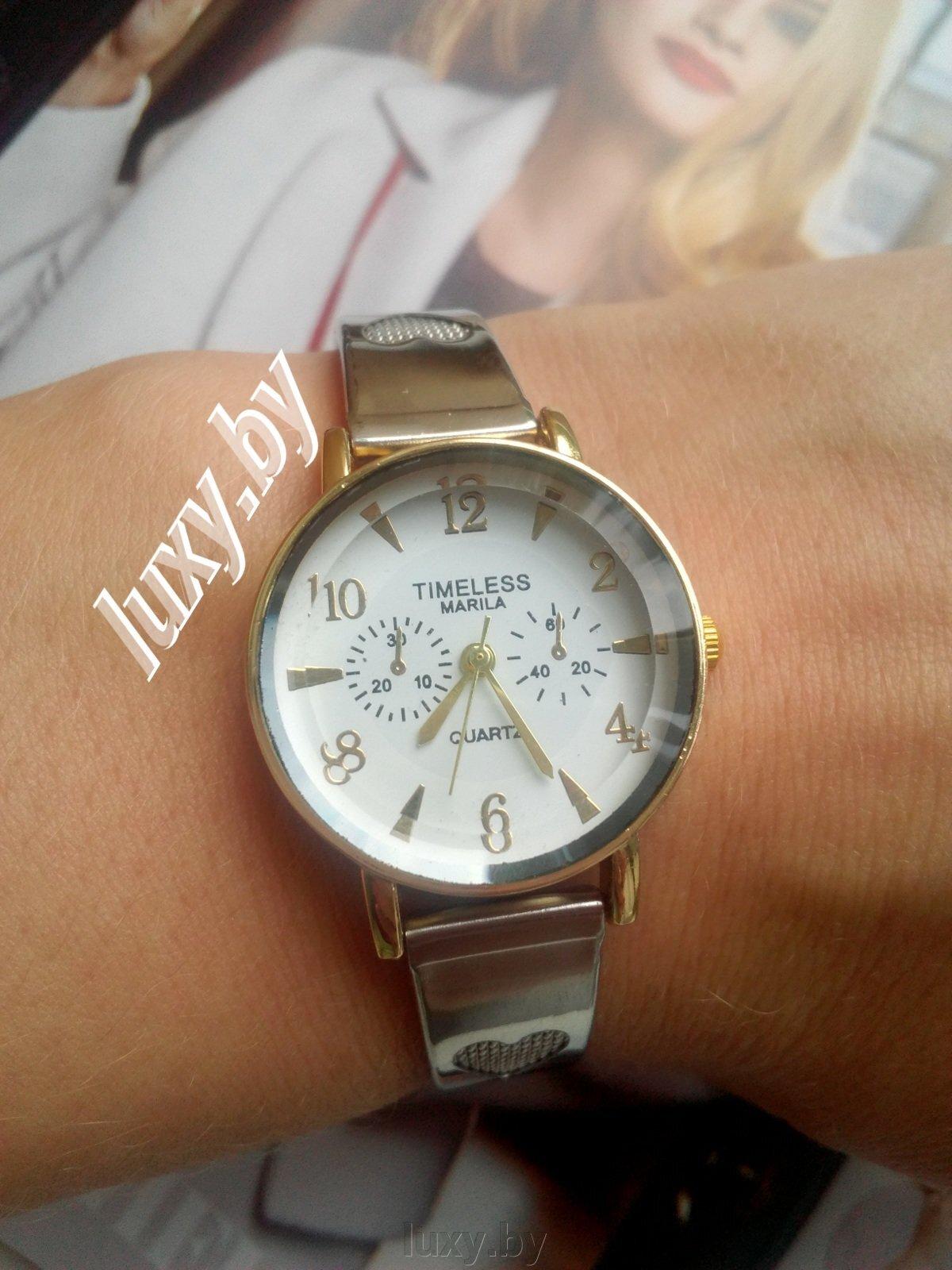Часы наручные женские со стальным ремешком, арт.Н-15 - фото pic_779bf528db9a4e0_1920x9000_1.jpg