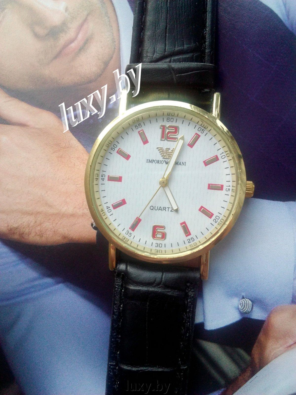 Часы наручные Emporia armani, ремешок черный, арт. Н-23 - фото pic_9fcbd138223b194_1920x9000_1.jpg