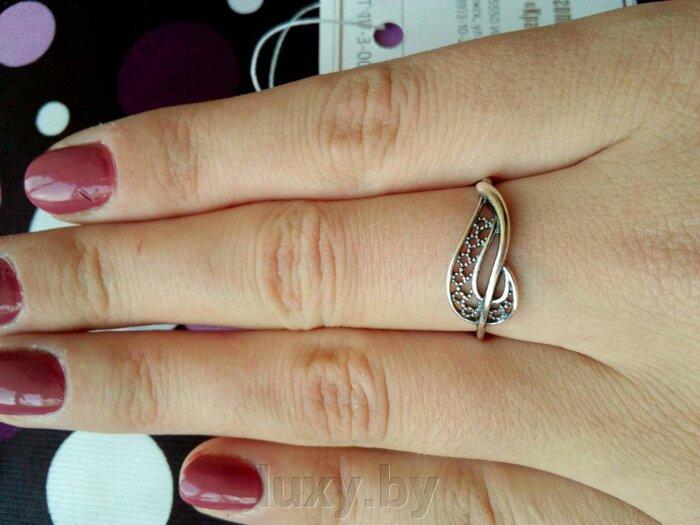 Кольцо арт.2407284 - фото кольцо красная пресня