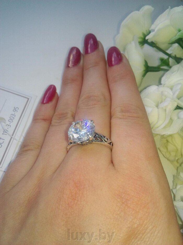 кольцо серебрение красная пресня