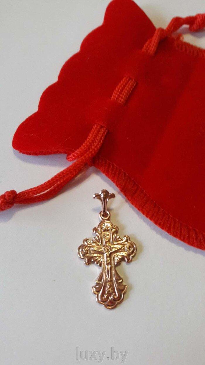 Крестик арт. 540267р 9 - фото крестик красная пресня