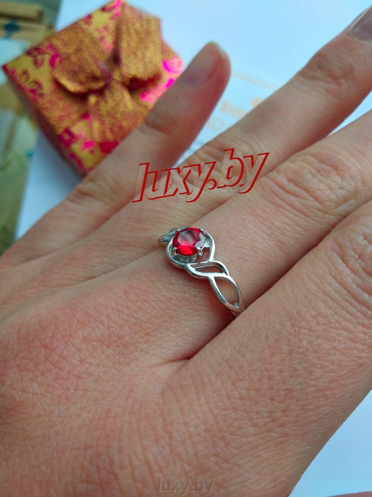 Кольцо серебрение Красная пресня, арт.24810004ДГр - фото pic_3a639f158eedc47c9ab5da1f4200c669_1920x9000_1.jpg