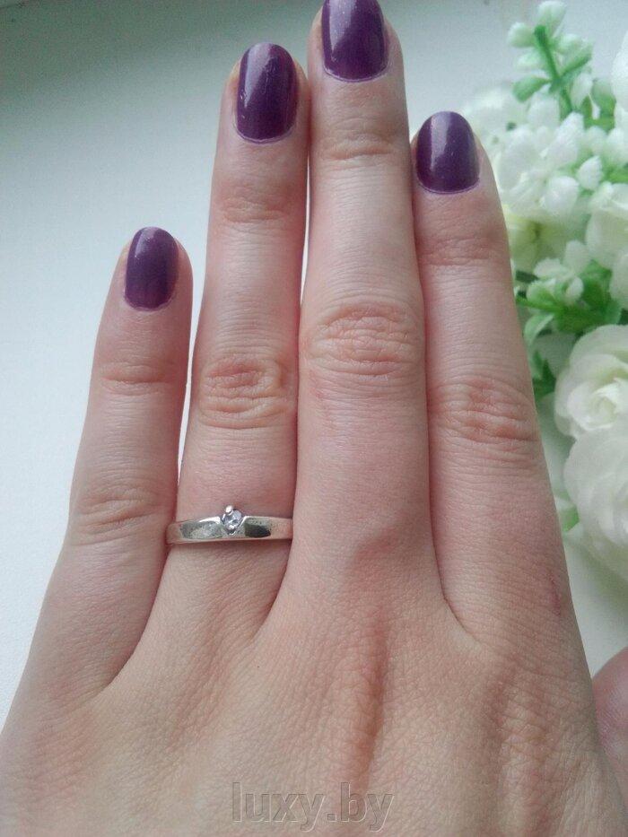 Кольцо 2486432ф - фото кольцо серебряное