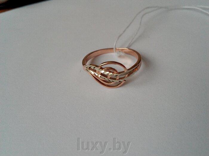 Кольцо 2406919-5 - фото Кольца позолоченные