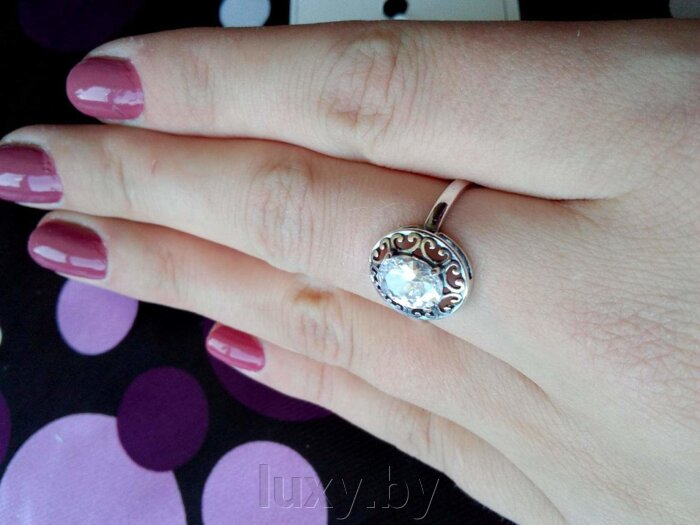 Кольцо арт.2486544ф - фото кольцо красная пресня