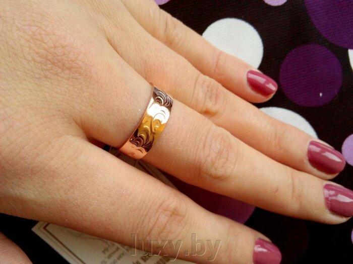 Кольцо золочение Красная пресня, арт.2408333 - фото кольцо красная пресня