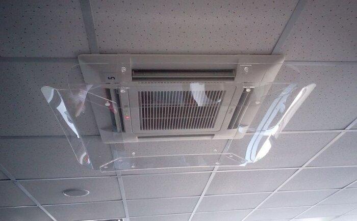 Экран для кондиционера - фото 5