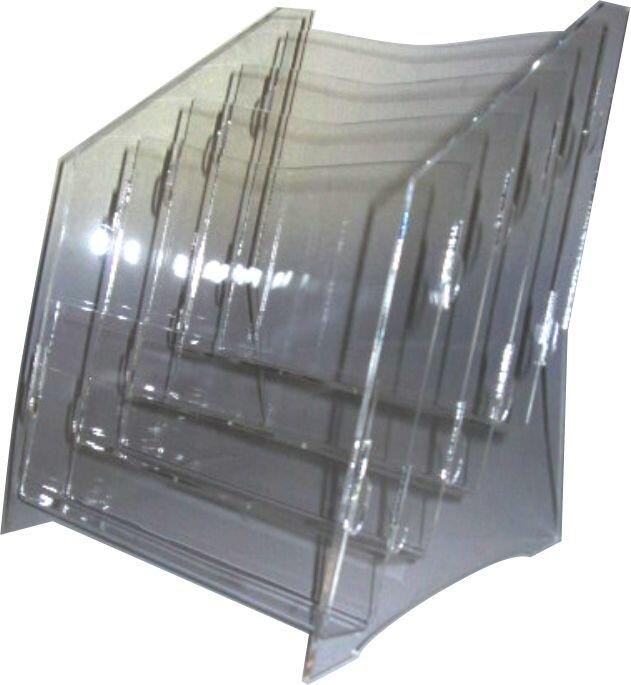 Буклетница, подставка под информацию - фото 13