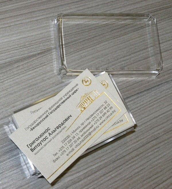 Буклетница, подставка под информацию - фото 7