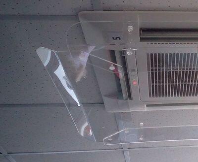 Экран для кондиционера - фото 7