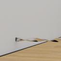 Плинтус белый Arbiton DORA D0810 2.4m. - фото pic_4ce6d39bee0b515_1920x9000_1.png