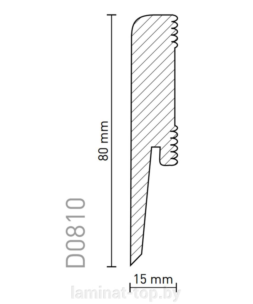 Плинтус белый Arbiton DORA D0810 2.4m. - фото pic_46015d792344bd4_1920x9000_1.jpg