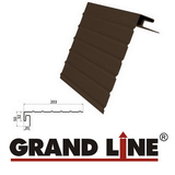 Софит Grand Line America T4 Коричневый с центральной перфорацией (Размер:3х0,305м) - фото pic_eacce8a147011c40d60fe69b4207d1b9_1920x9000_1.png