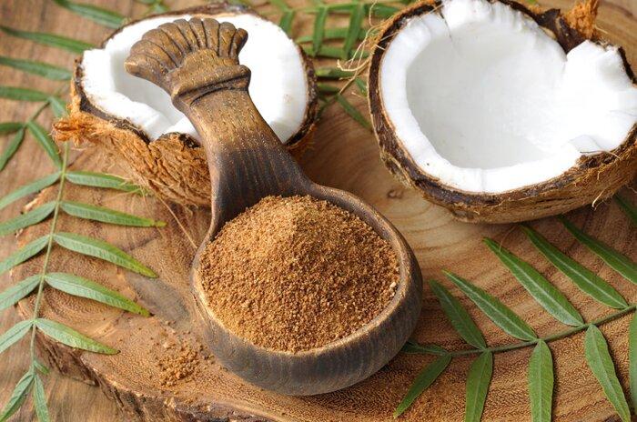 "Сахар кокосовый органический ""MorgenLand"" 200 г - фото pic_a3d10d3010a6fb4_700x3000_1.jpg"