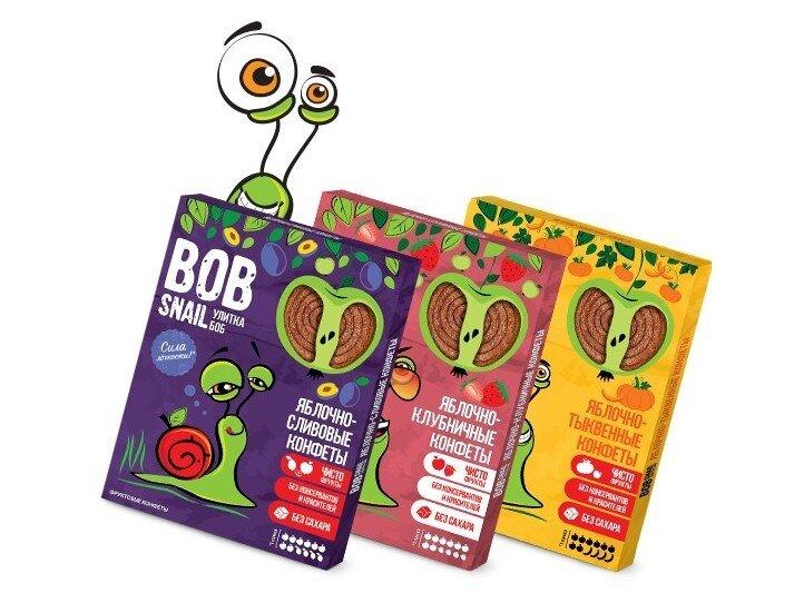 Фруктовые конфеты и пюре Улитка Боб (Bob Snail) - фото pic_1bbdb5fd9e80d11068301090d12dcc1e_1920x9000_1.jpg