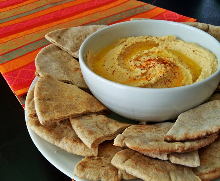 Хумус с оливками Sante, 120 мл. - фото pic_071ef22390b79af_700x3000_1.jpg
