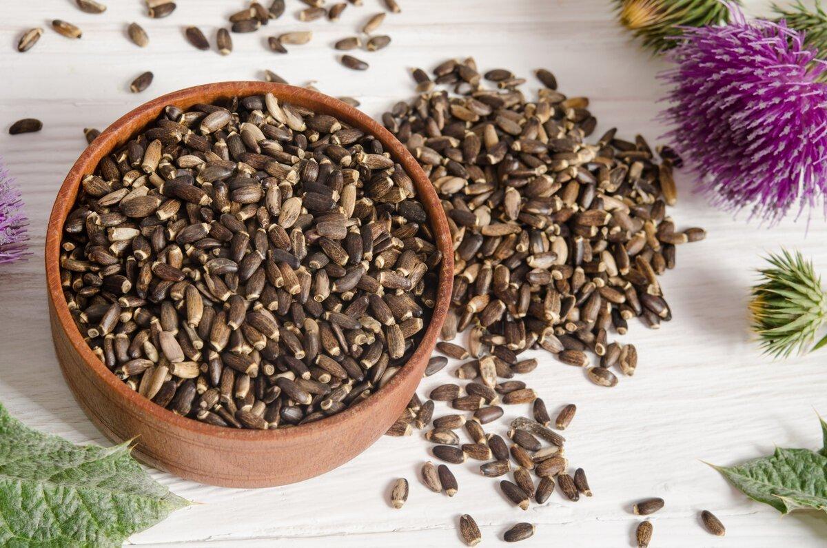 """Семена расторопши, """"Полеззно"""", на развес - фото pic_bcd76bb9e297f8ae6af56e4f5490c5ee_1920x9000_1.jpg"""