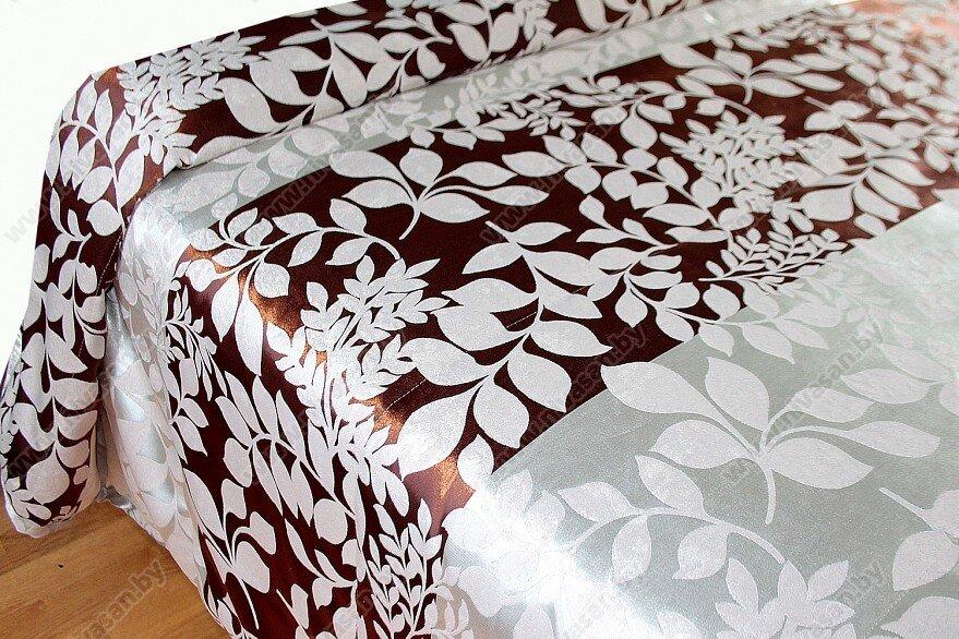 Покрывало, коричневое, Сиеста (210*240 см) - фото pic_d3978500d590d97ee8db0cf78f128c63_1920x9000_1.jpg